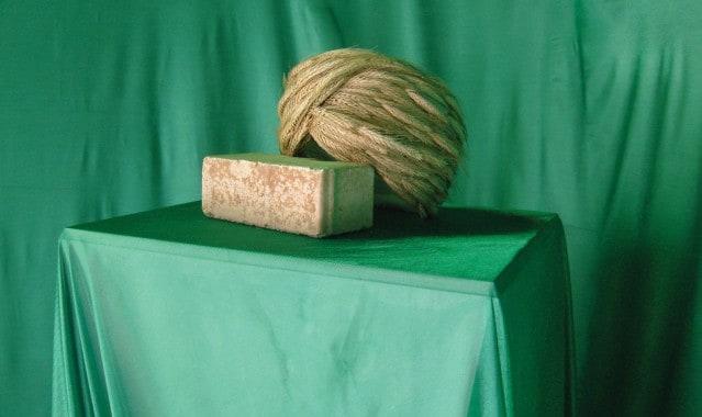 Slavs and Tatars, Wheat Mullah, 2011, installation.