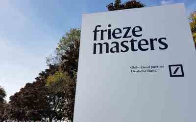 HIGHLIGHTS FROM FRIEZE MASTERS
