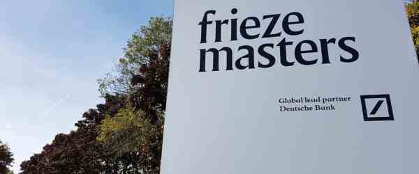 Frieze Masters 2017, image Contemporary Lynx