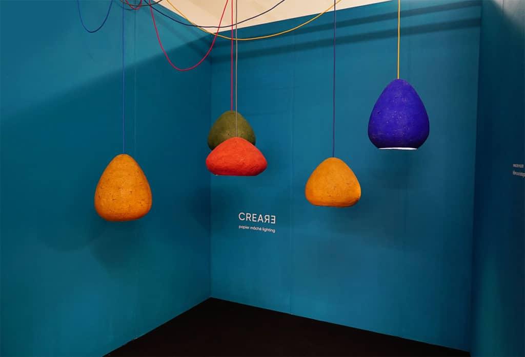 crea-re studio, London Design Fair, September 2017