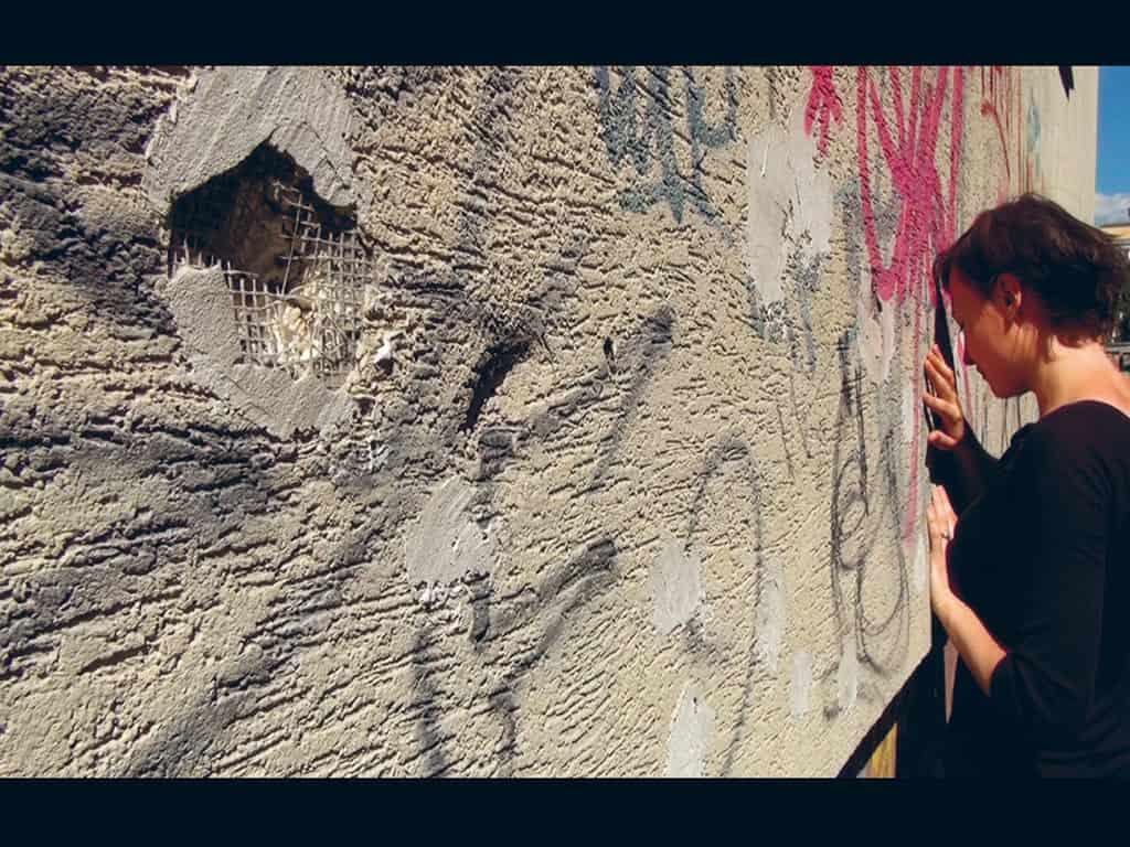 Marzena Nowak, We are where we are not, Galerija Gregor Podnar