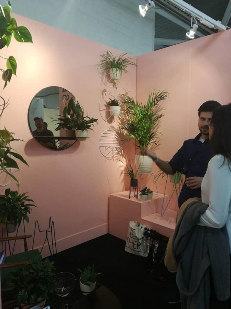 Bujnie, images by Maria Fiter / crea-re studio, London Design Fair, September 2017.