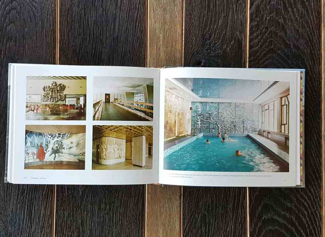 'Holidays in Soviet Sanatoriums' edited by Myram Omidi, published by Fuel, 2017