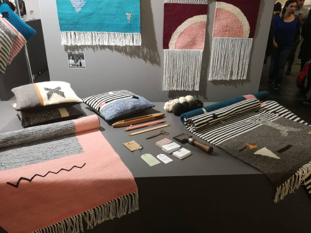 Tartaruga, images by Maria Fiter / crea-re studio, London Design Fair, September 2017.