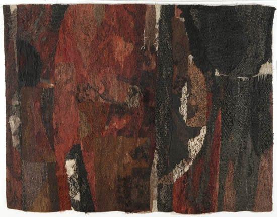 M.Abakanowicz, Desdemona, arras, 1965