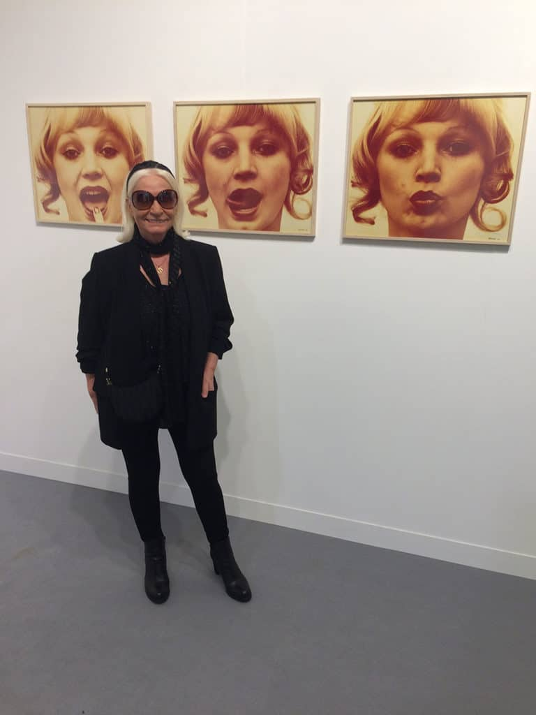 Natalia LL, Frieze London 2017, photo Contemporary Lynx