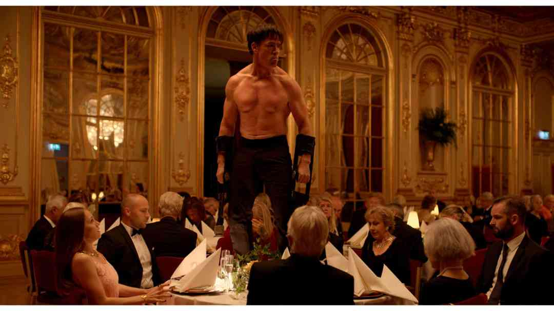 'The Square', dir. Ruben Östlund, movie, 2017.