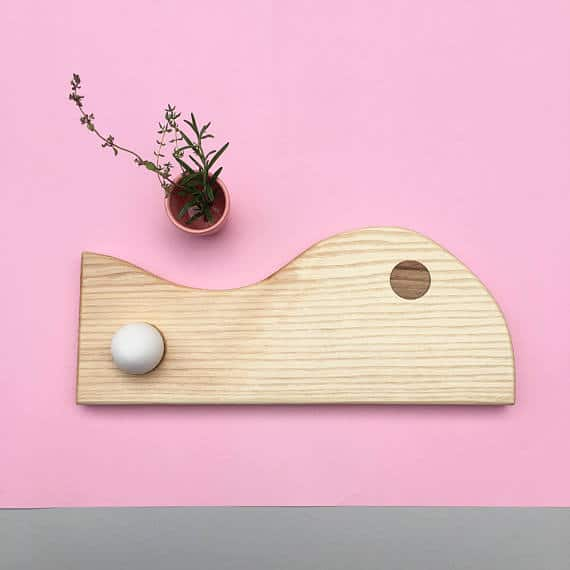 Breakfast board, egg holder, handmade wooden, cutting board, gift, birthday present, for her, wedding gift, crafts, Whale, 37,5x15cm, DlutoIStrug