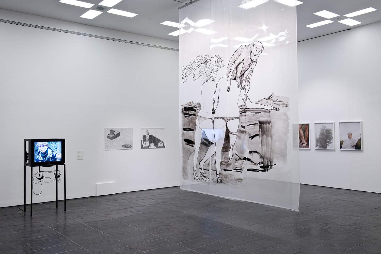 Bloomberg New Contemporaries 2017, BALTIC, Centre of Contemporary Art, Installation Image Photo: Colin Davidson.