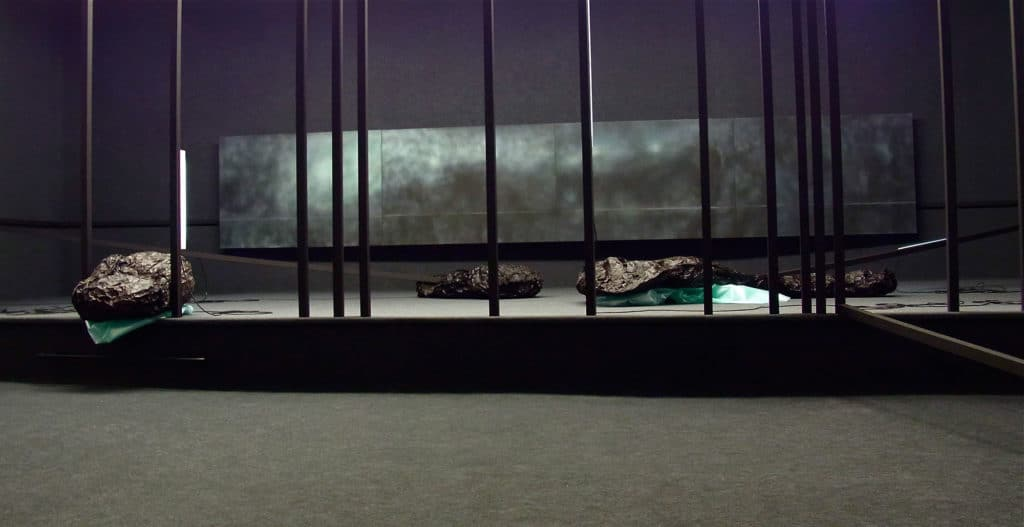 Angelika Markul, Delprat Nicolas, 'In the Middle of the Night', 2012, Galeria Labirynt,Lublin, courtesy of the artist