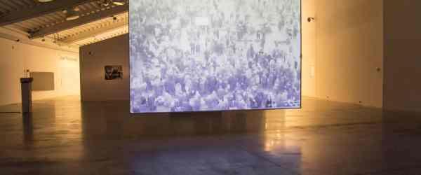 Józef Robakowski exhibition