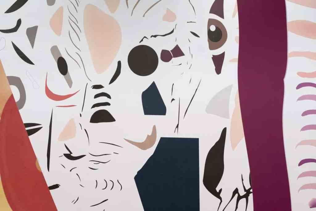 "Mateusz Kula, Mixed-media, ""Excavations"", U-Jazdowski Center for Contemporary Art"