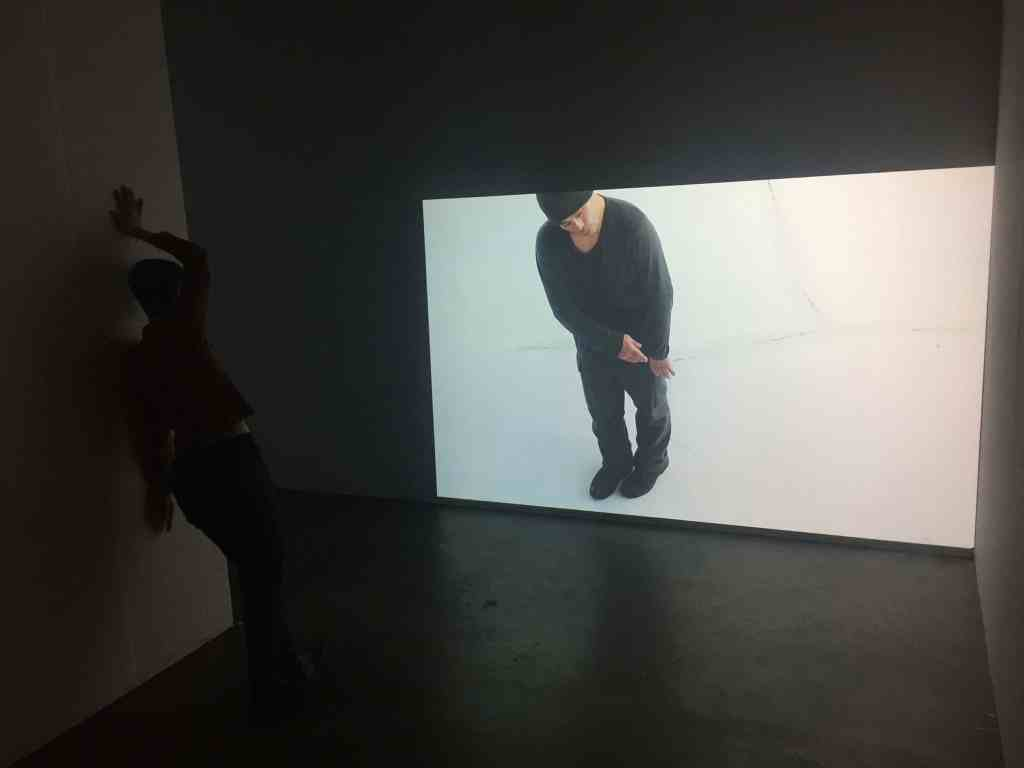 Documentation of the Anna Orlikowska presentation during Conspects & Prospects on Art Rotterdam 2018. Photo courtesy of the artist.