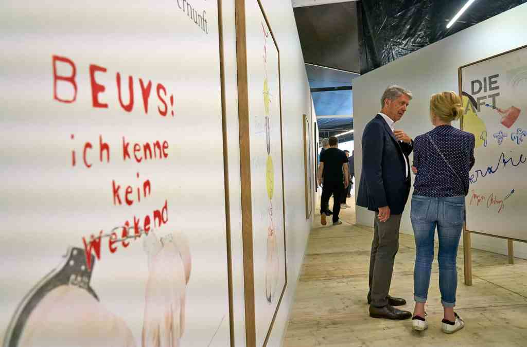 Ginvera Gambrino, Courtesy LISTE - Art Fair Basel, photo: Daniel Spehr