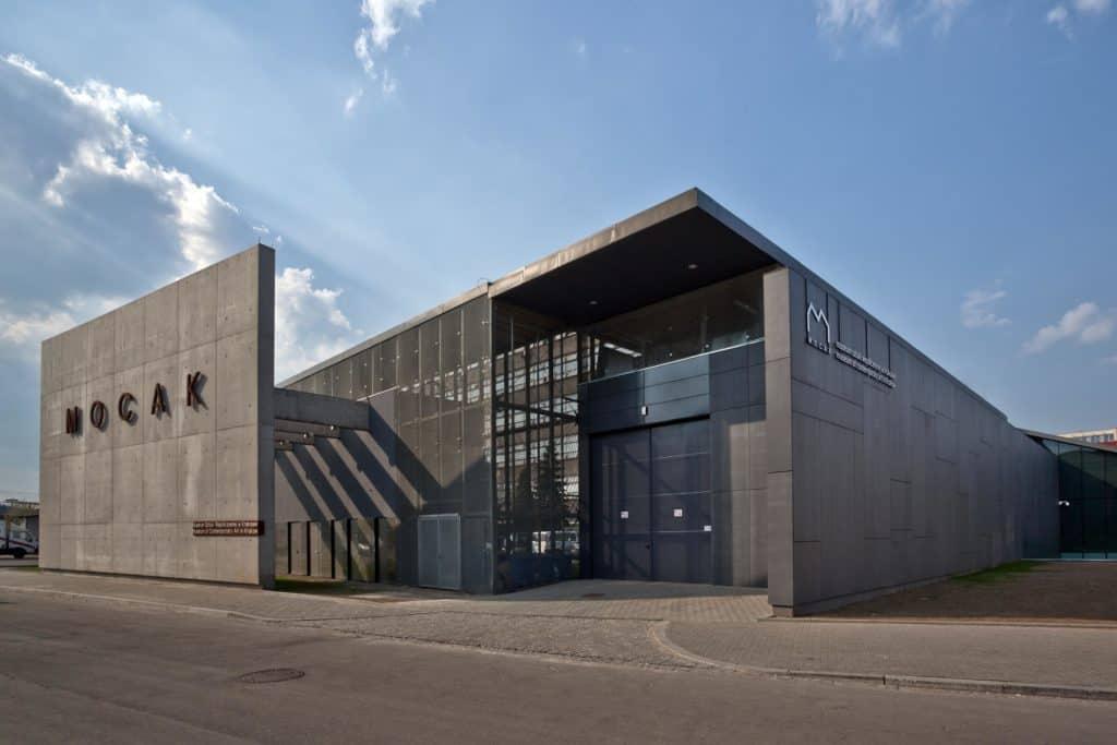 MOCAK - Museum of Contemporary Art in Krakow