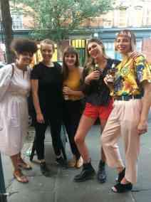 home girls london event lynx