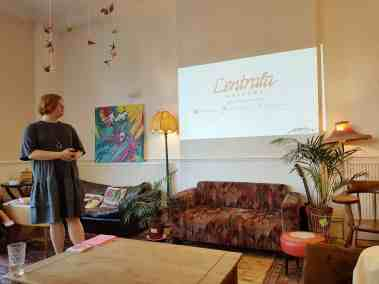 lynx event london ziferblat