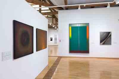 AbstrakcePL, Muzeum moderního umění Olomouc, Trojlodí, photo Zdeněk Sodoma (13)
