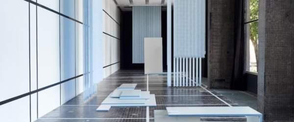 Zuza Golinska, The Office, 2018. Intsallation, Museum of Modern Art, Warsaw. Photo Marcel Kaczmarek.