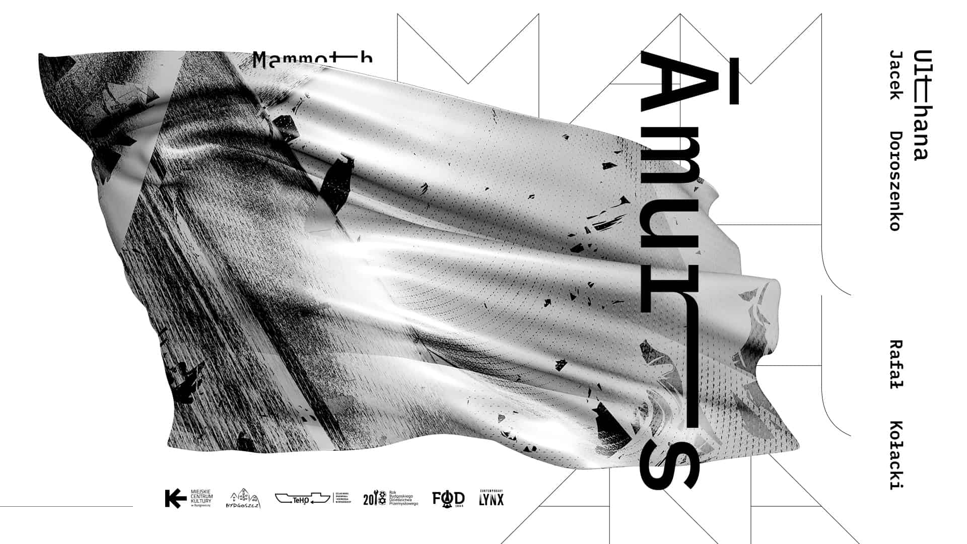 TehoFest 2018: Āmurs – koncert/projekt audiowizualny