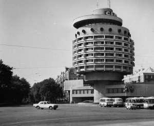 Hotel Salyut, Kiev, Ukraine, 1984