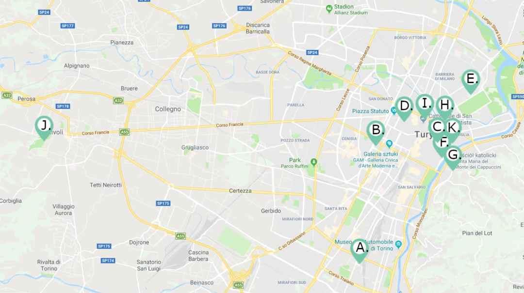 turyn mapa artissima 2018