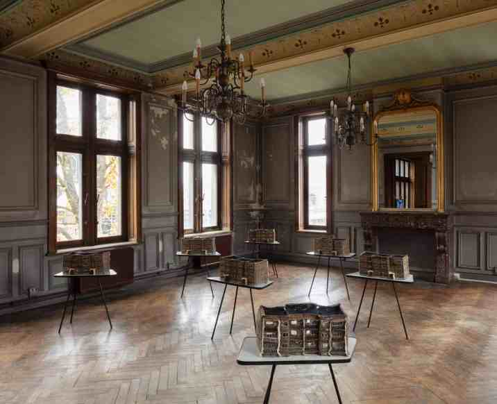 CIAP - Where widowed objects meet orphaned ideas