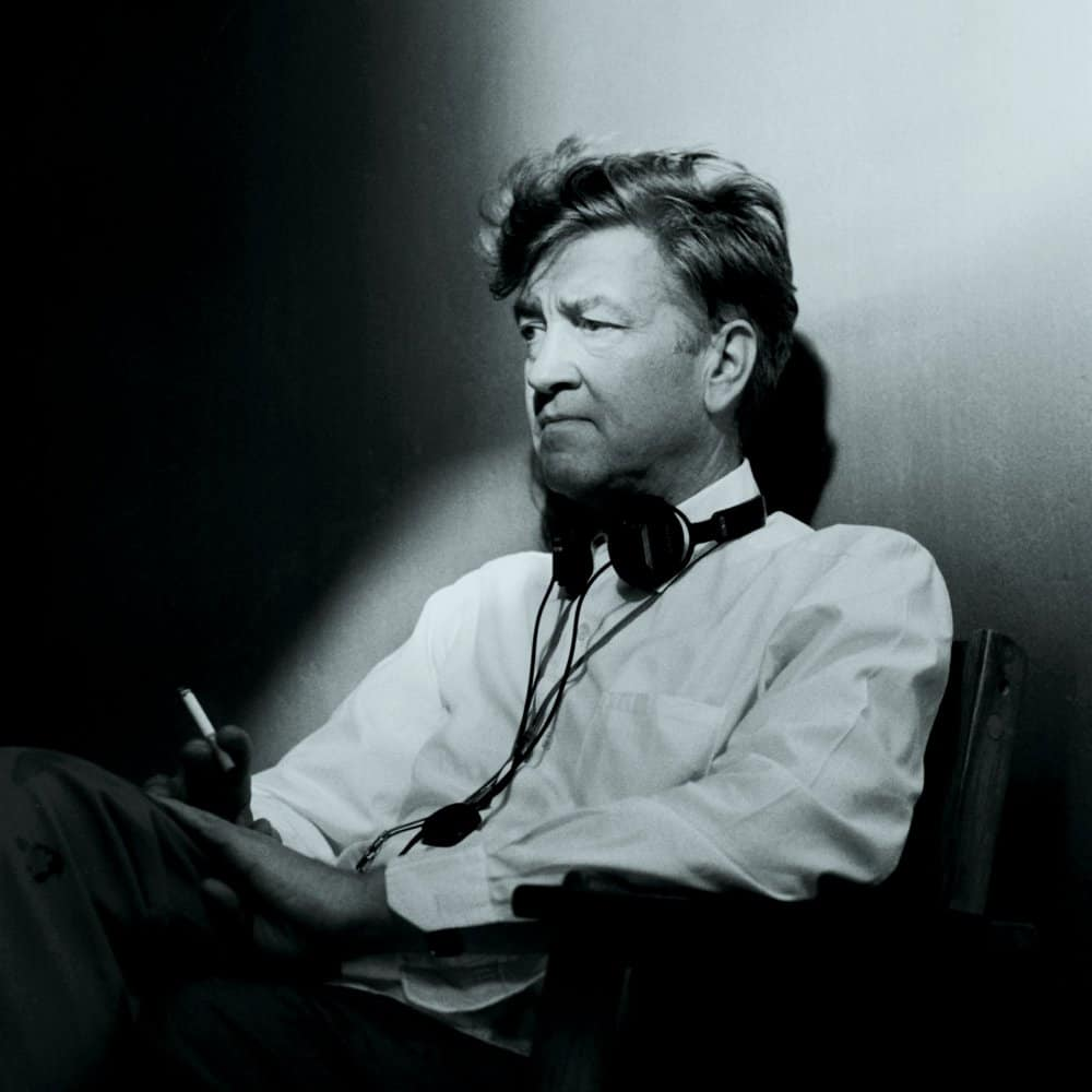 David Lynch, source: BFI - British Film Institute