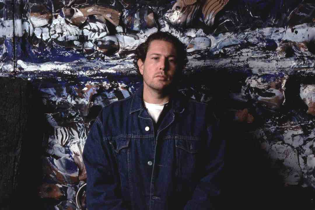 Julian Schnabel, source: Getty Images