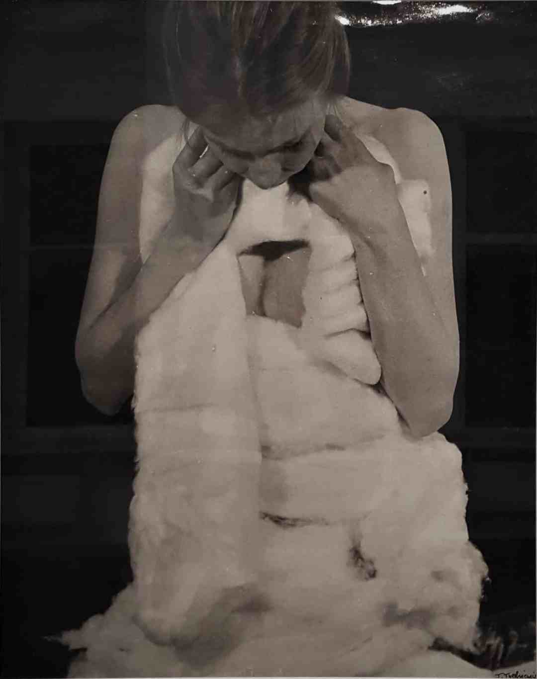 Teresa Tyszkiewicz, 'Cotton Wool', 1980, photography