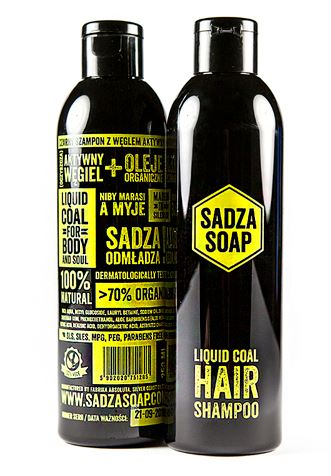 Sadza Soap Hair Shampoo