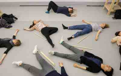 ART RESIDENCY: PERFORMANCE AS A TOOL