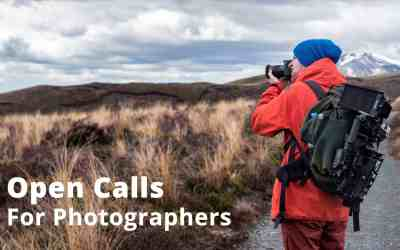 9 OPEN CALLS FOR PHOTOGRAPHERS WORTH APPLYING FOR THIS WINTER (2019)