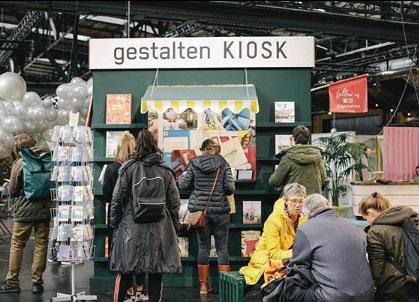 gestalten, Berlin Travel Festival, March 2019
