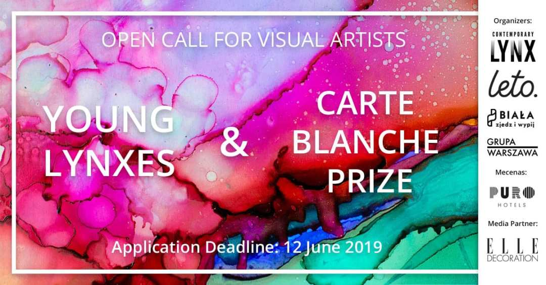 6 ART COMPETITIONS YOU NEED TO ENTER IN 2019 | Contemporary Lynx