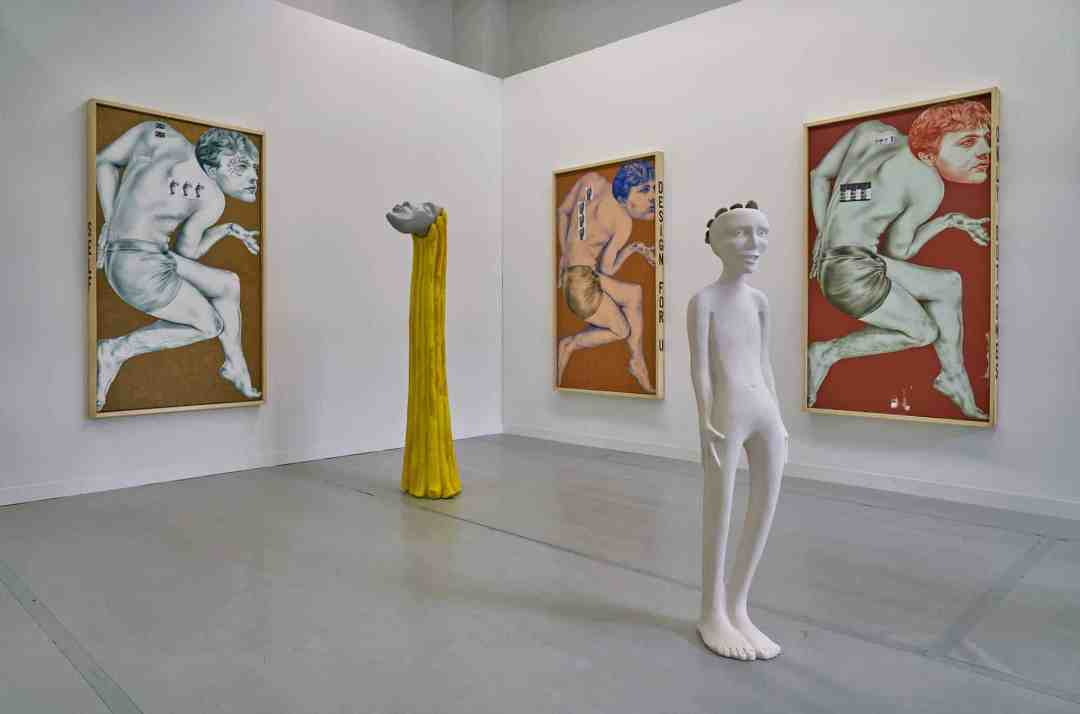 LISTE Art Fair 2018, Bianca D'Alessandro Gallery
