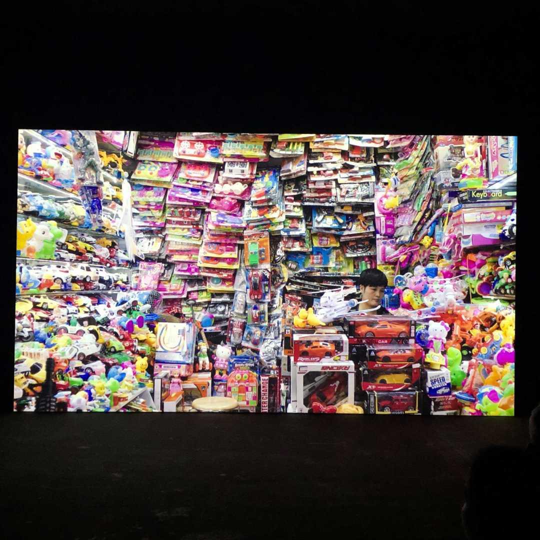 "Mika Rottenberg, ""Cosmic Generator (Loaded #3)"", 2017"