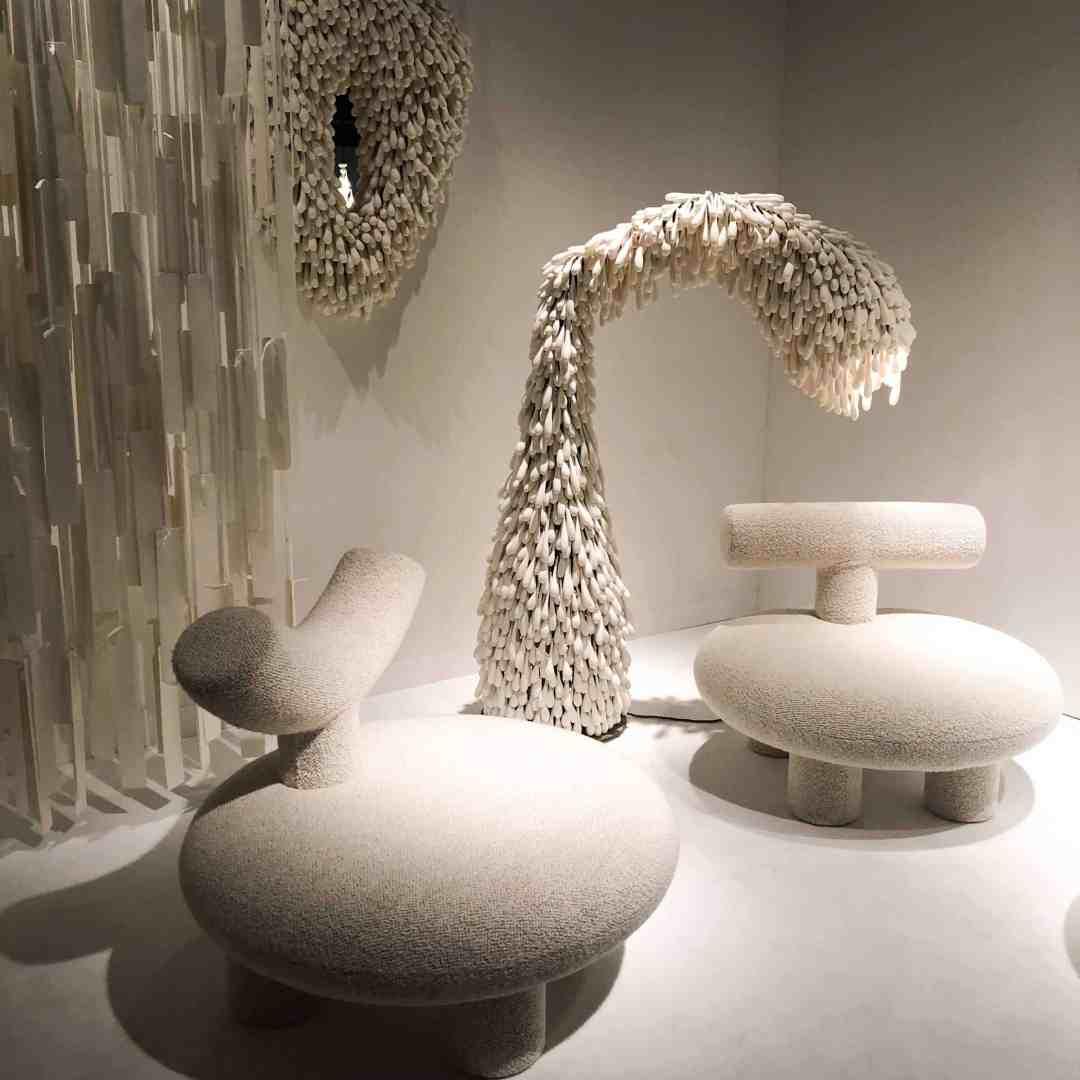 Olga ENGEL at Galerie Armel Soyer