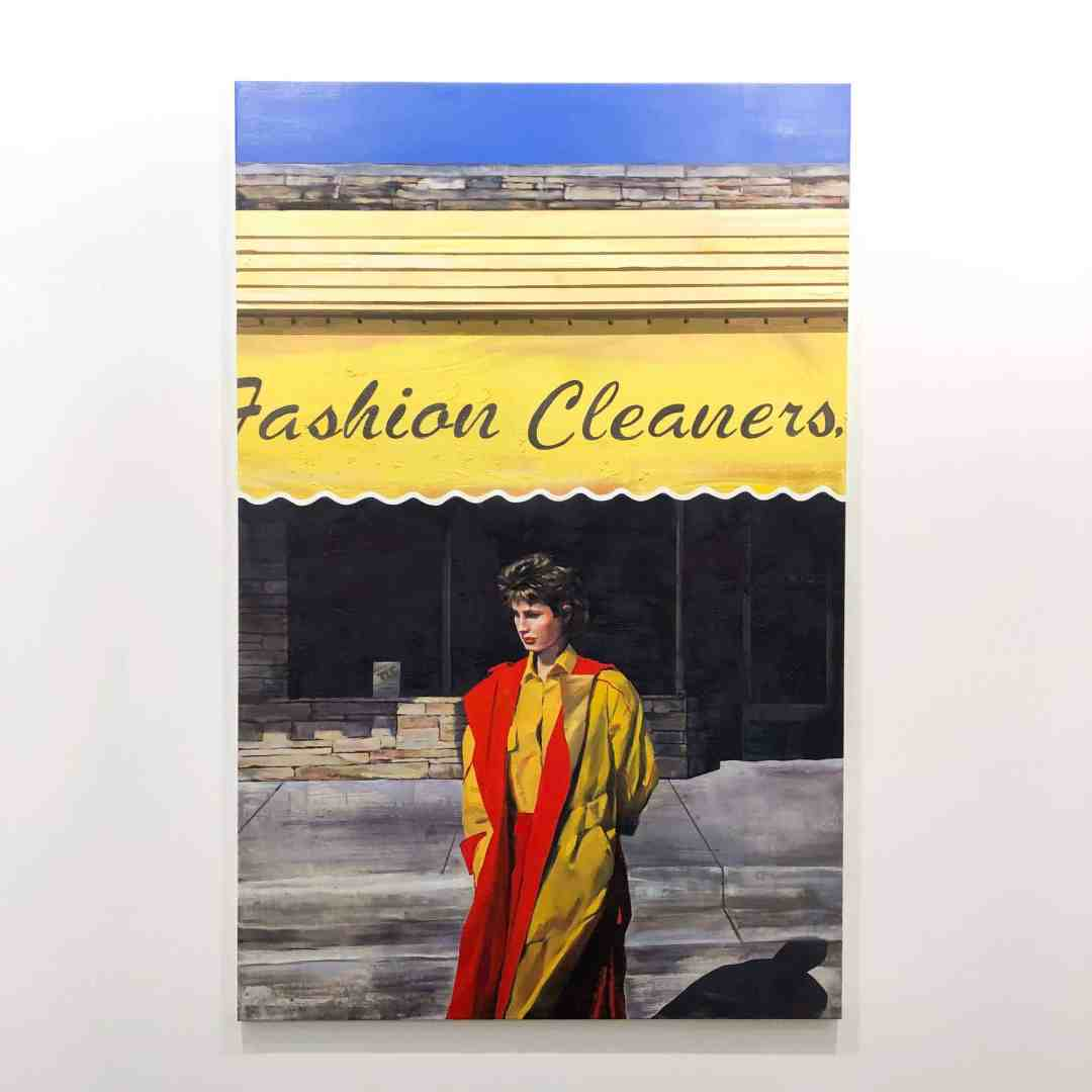 Paulina Ołowska, Fashion Cleaners, Metro Pictures