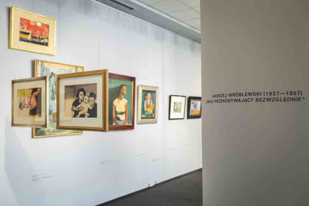 Andrzej Wróblewski, Collectors Show, Libra Auction House
