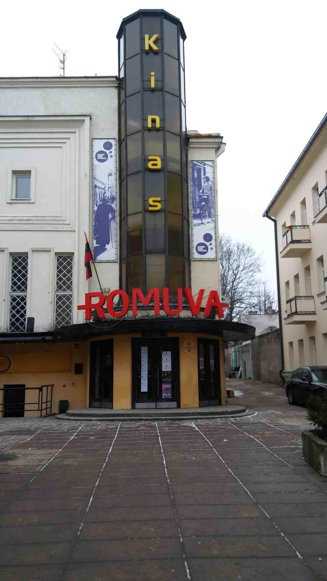 Kaunas, Romuva Cinema, 2018, photo: H. Postawka-Lech