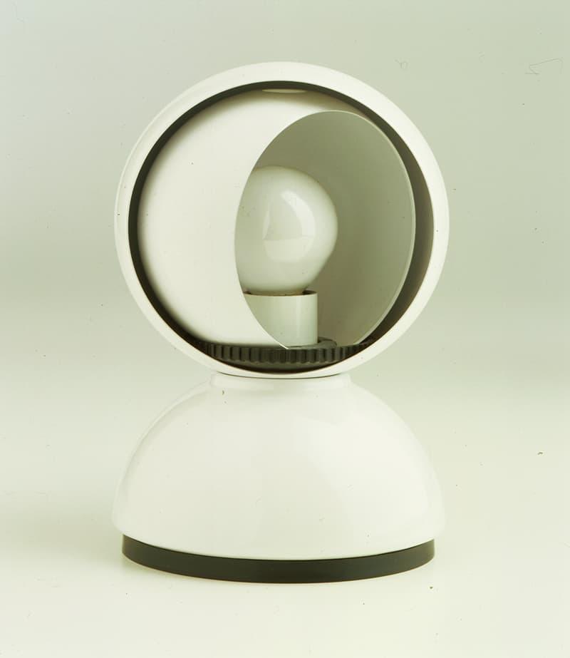 VICO MAGISTRETTI, Eclisse, 1965, Artemide, 1967, 11 x 11 x 18 cm
