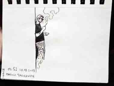 Mariusz Tarkawian Break my art event (7)