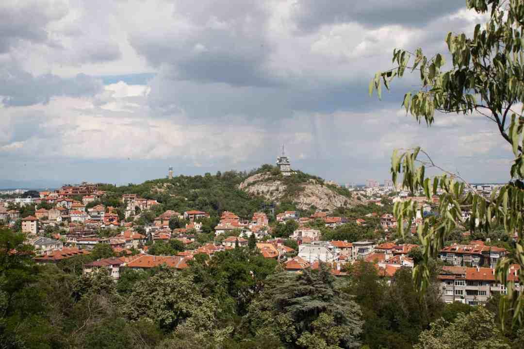 Plovdiv, photo: Marta Wlusek
