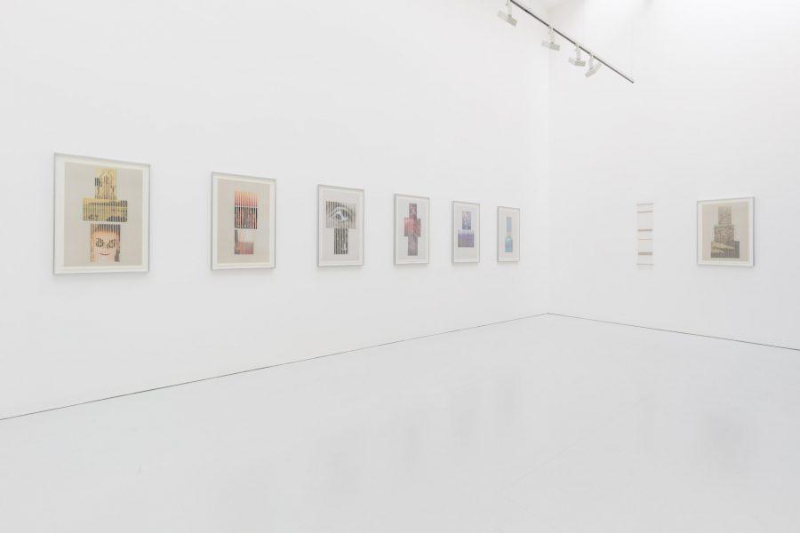 goshka Macuga exhibition