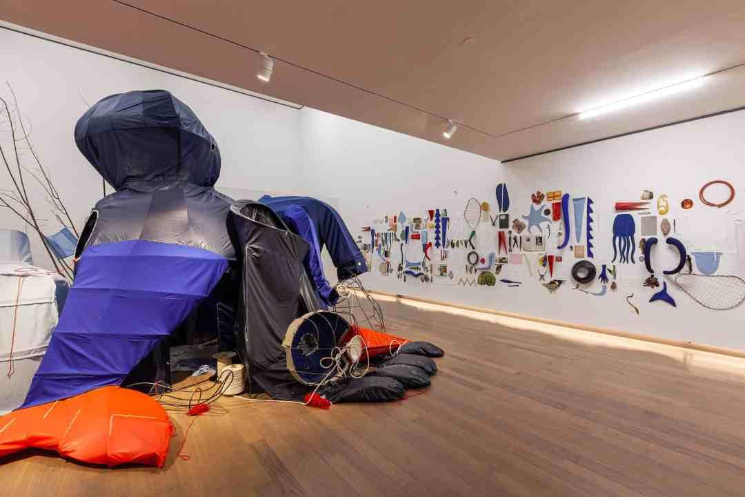 Eva Koťátková, the 16th Istanbul Biennial, 2019