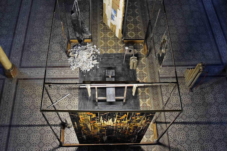 Marcin dudek exhibition