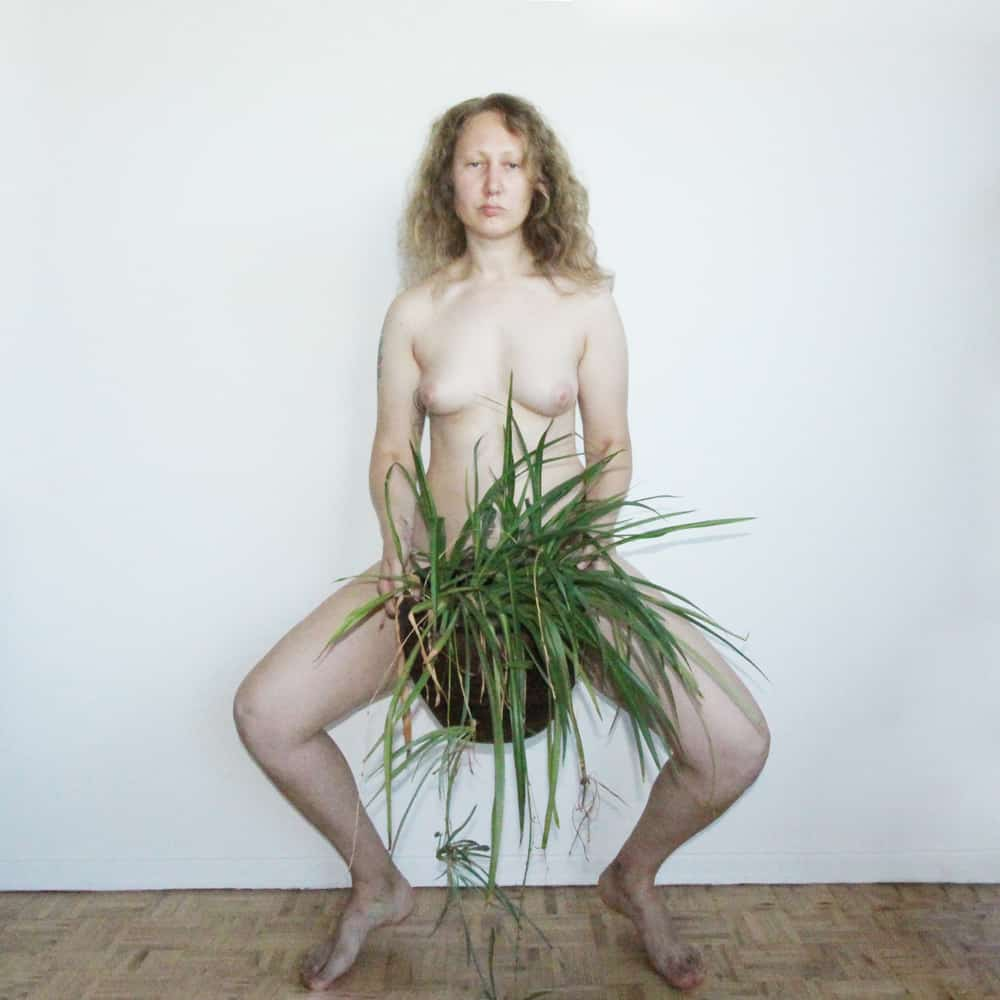 Yelena Myshko, Naked State, Plantmother, 2019