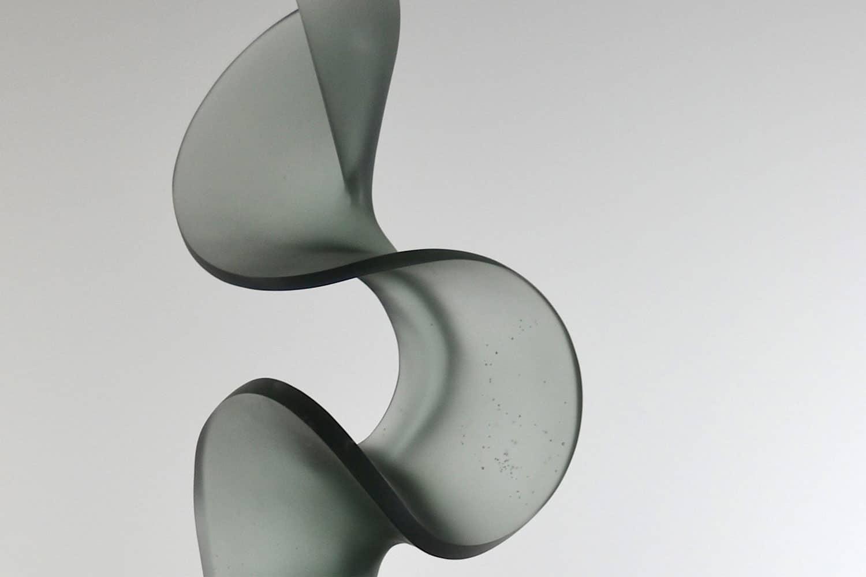 Milan Krajíček Fluidum exhibition