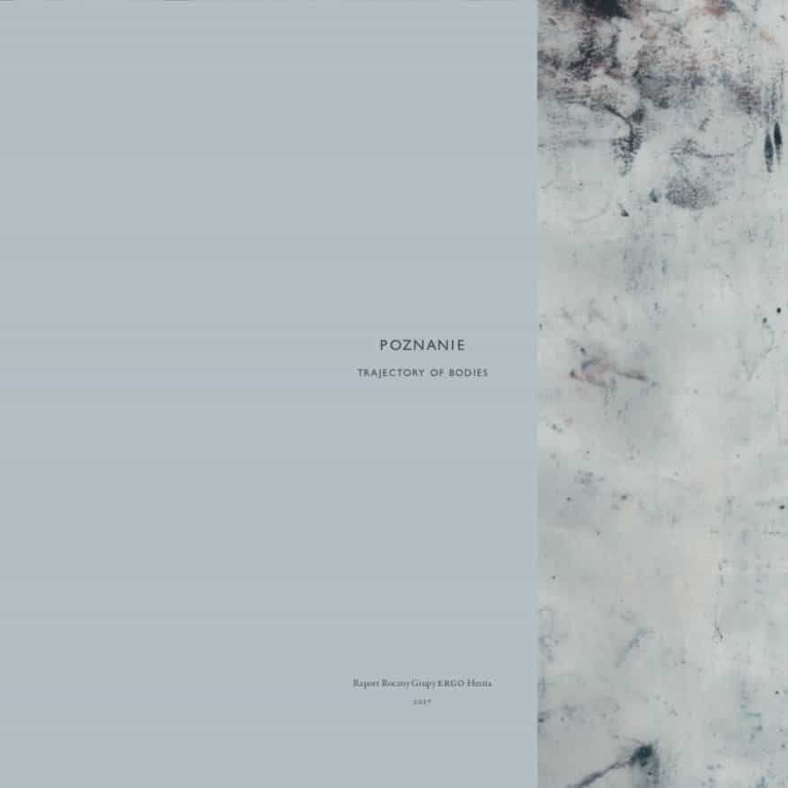 ERGO Hestia Group Annual Report containing Trajectory of Bodies, 2018